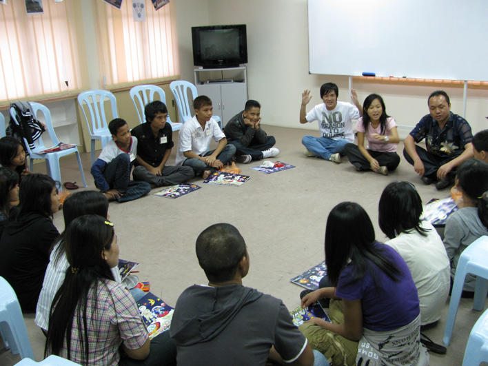 Youth CO discussion in Kuala Lumpur